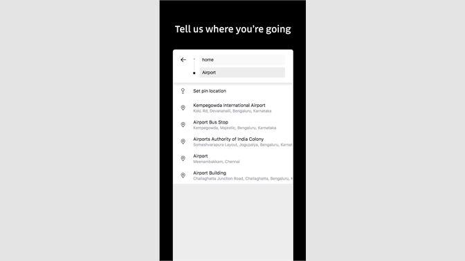 Get Uber - Microsoft Store