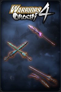 WARRIORS OROCHI 4: Legendary Weapons Shu Pack 1
