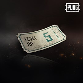 PUBG Survivor Pass - 5 Levels