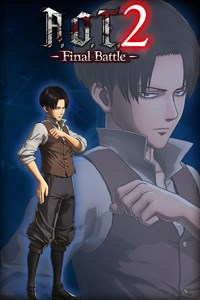 """A.O.T. 2: FB Additional costume for Levi """"Plain Clothes (Underground City)"""" Costume"""