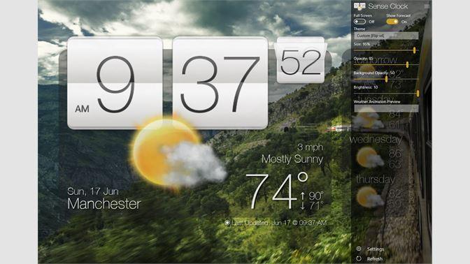 3d digital clock for desktop free download