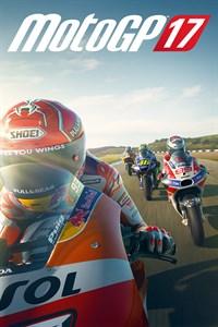 Carátula para el juego MotoGP17 de Xbox 360