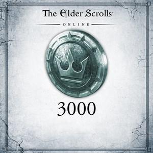 The Elder Scrolls Online: 3000 Crowns Xbox One