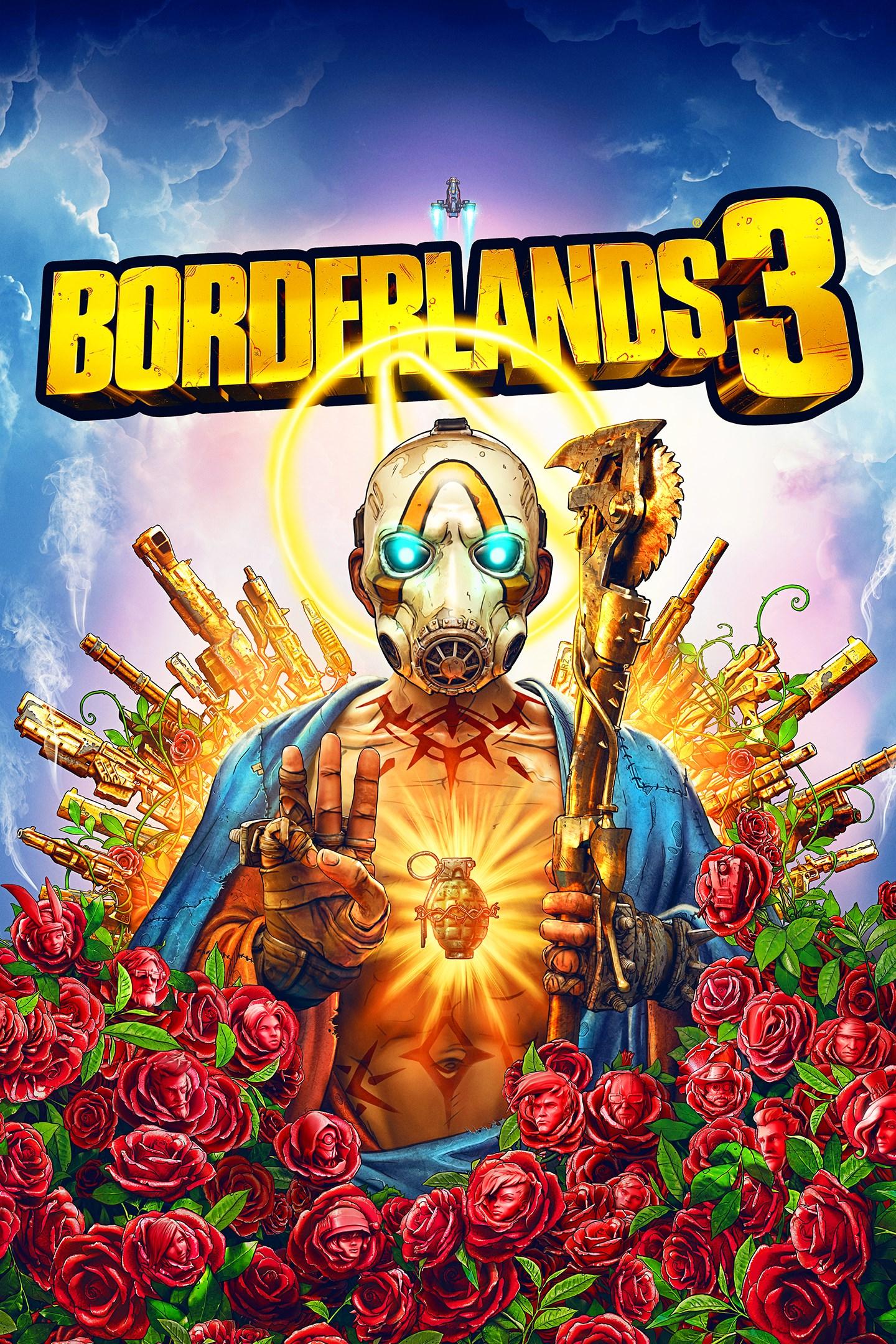 Borderlands 3 For Xbox One Xbox