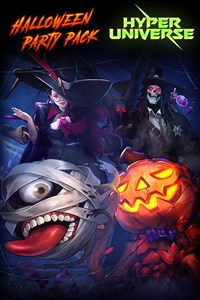 Carátula del juego Hyper Universe: Halloween Party Pack