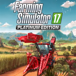 Farming Simulator 17 - Platinum Edition Xbox One