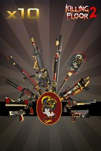 Набор внешних видов для оружия класса 1 «Дракон и карп»