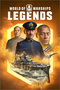 World of Warships: Legends — Building a Navy