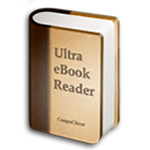 Ultra eBook Reader Logo