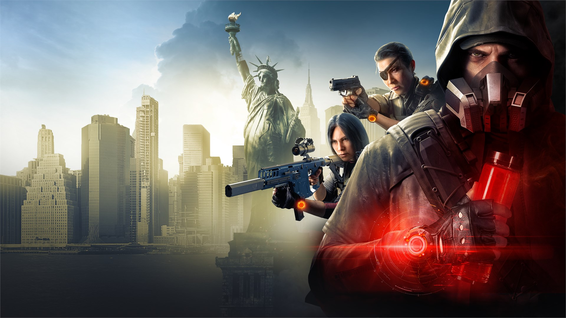 Buy The Division 2 Warlords Of New York Edition Microsoft Store