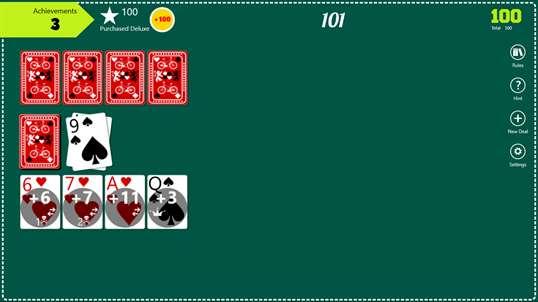 101 карточная игра скачать