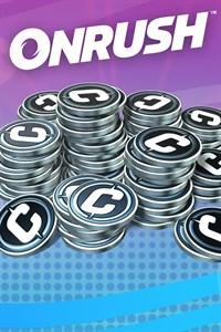 5,000+ (1,500 Bonus) ONRUSH Platinum Credits (Total 6,500)