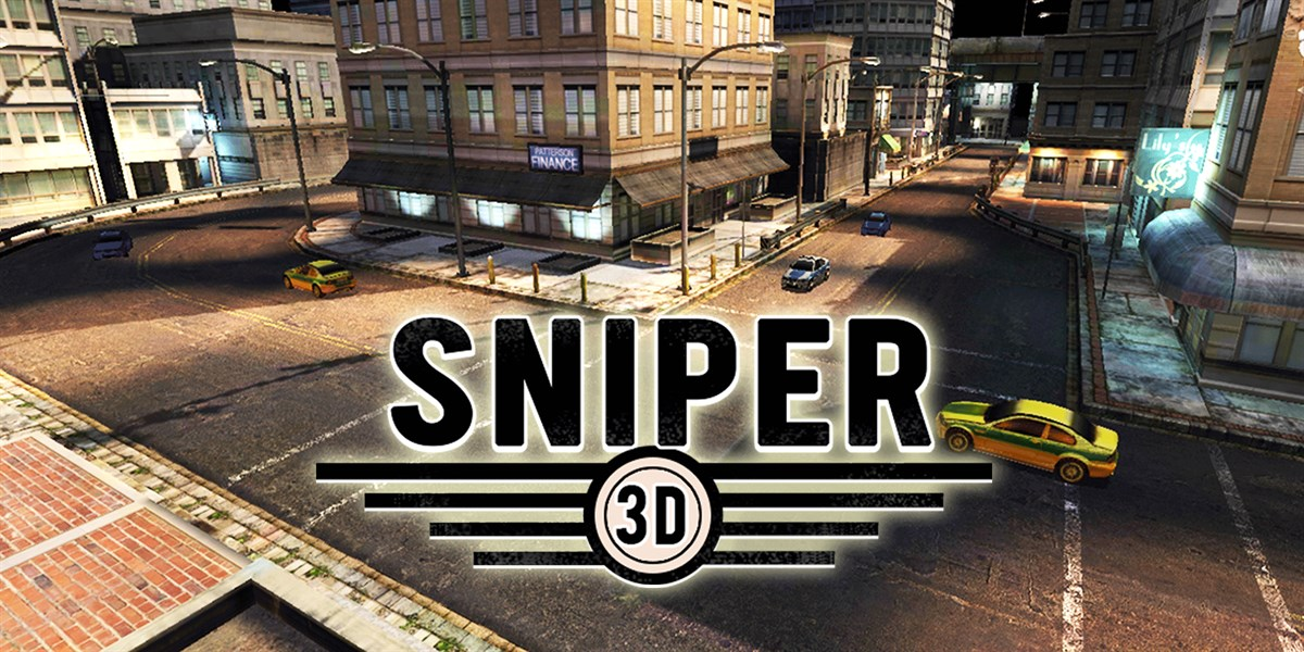 Get Sniper 3D Killer - Microsoft Store