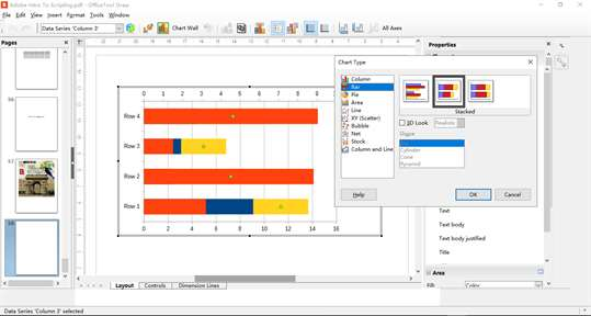 Office Suite - Powerful editor for Adobe pdf and Microsoft doc docx xls xlsx ppt pptx screenshot 4