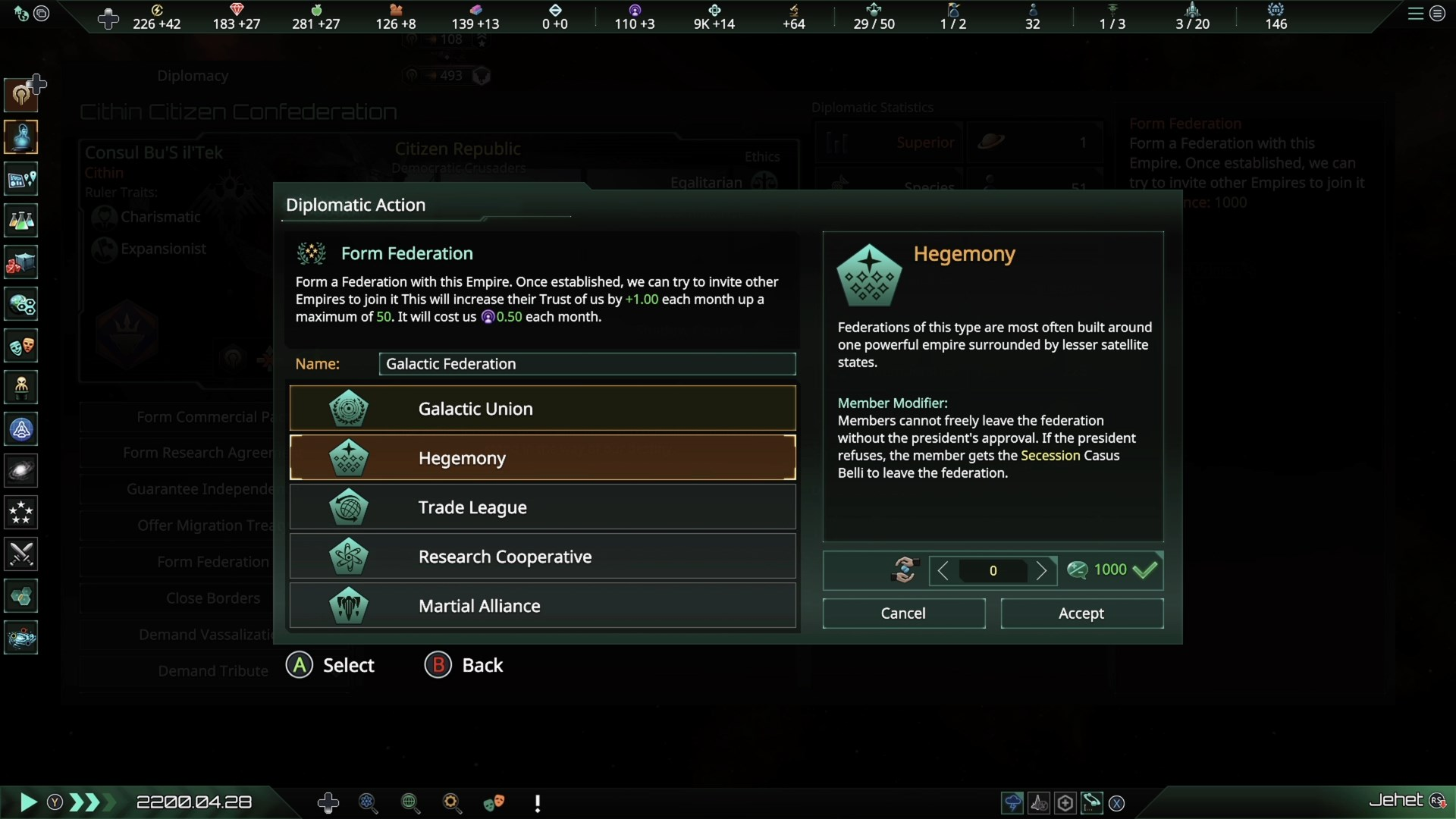 Скриншот №8 к Stellaris Console Edition - Expansion Pass Four