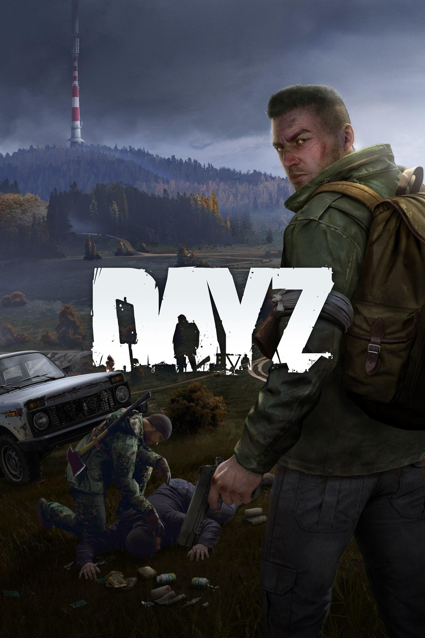 DayZ imagem da caixa