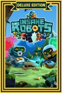 Carátula para el juego Insane Robots - Deluxe Edition de Xbox 360