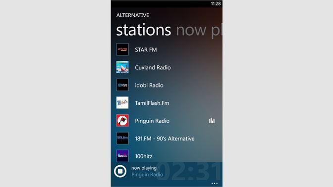 Get Internet Radio Stations - Microsoft Store