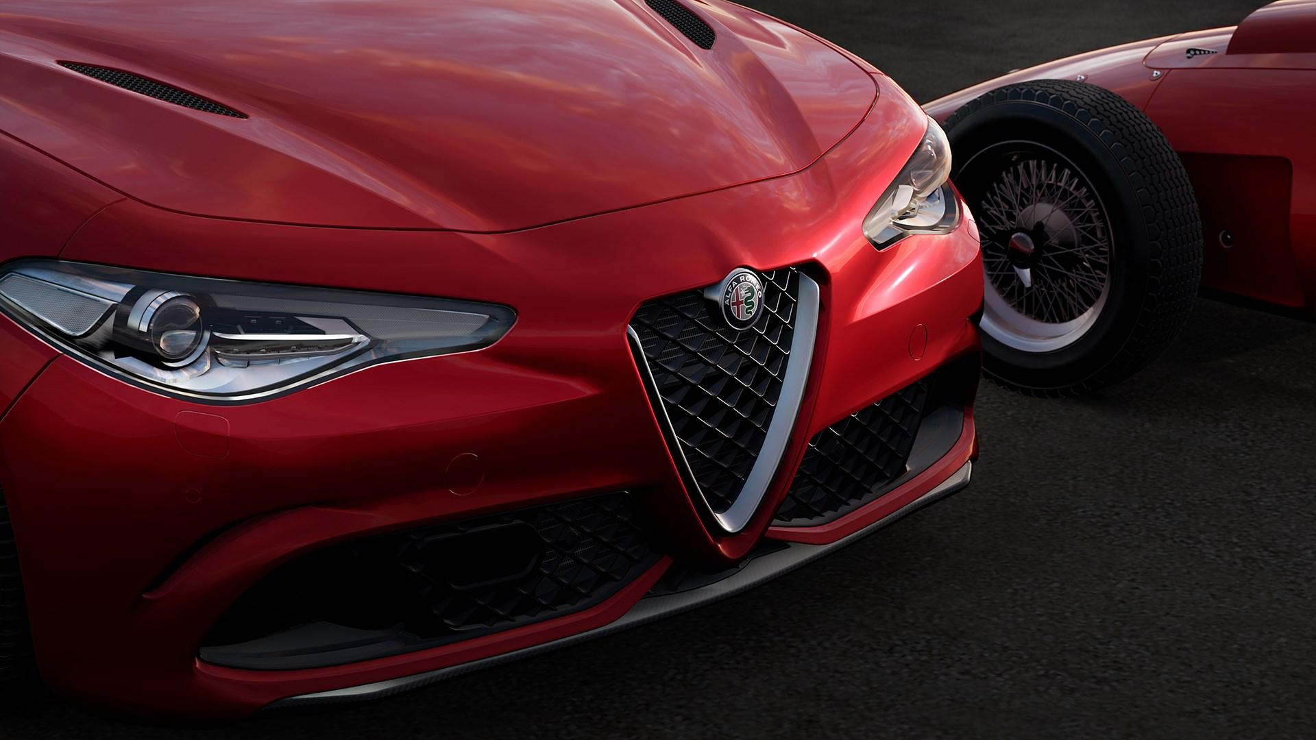 Forza Motorsport 7 2017 Alfa Romeo Giulia Quadrifoglio
