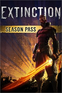 Carátula para el juego Extinction: Days of Dolorum Season Pass de Xbox 360