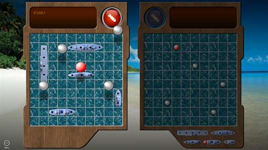 Sea Battle HD screenshot 1