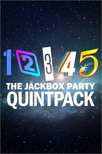 Carátula del juego The Jackbox Party Quintpack