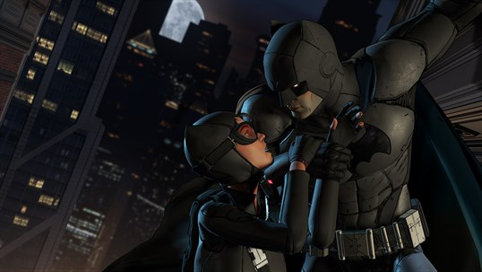 Batman: The Telltale Series screenshot 1