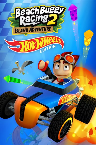 Beach Buggy Racing 2: Hot Wheels™ Edition