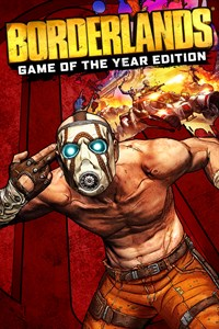 Carátula para el juego Borderlands: Game of the Year Edition de Xbox 360