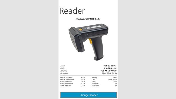 Get RFID Explorer - Microsoft Store