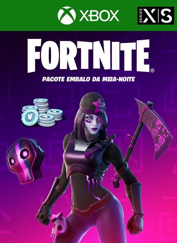 Fortnite - Midnight Drive Pack