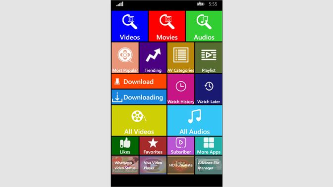 Get TubeMate Downloader With Video Player - Microsoft Store