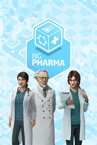 Carátula para el juego Big Pharma de Xbox 360