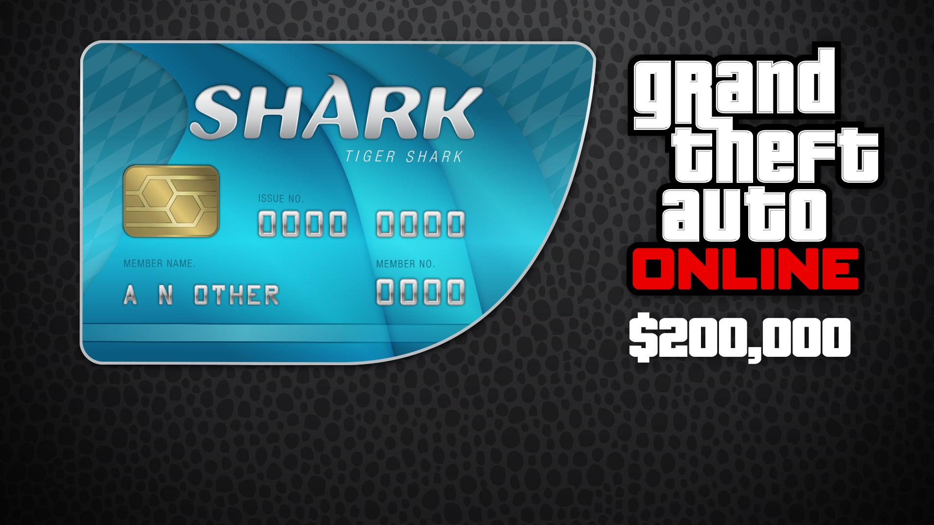 Tiger Shark Cash Card
