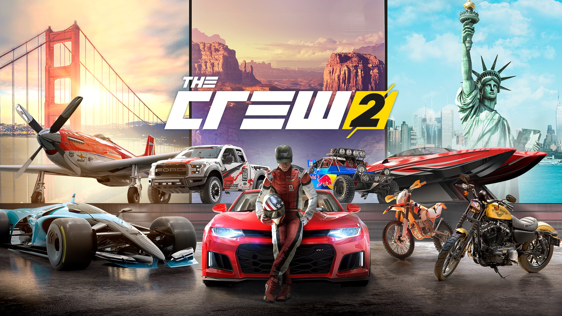 THE CREW 2 - Standard Edition
