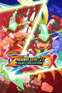 Mega Man Zero/ZX Legacy Collection Is Now Available For