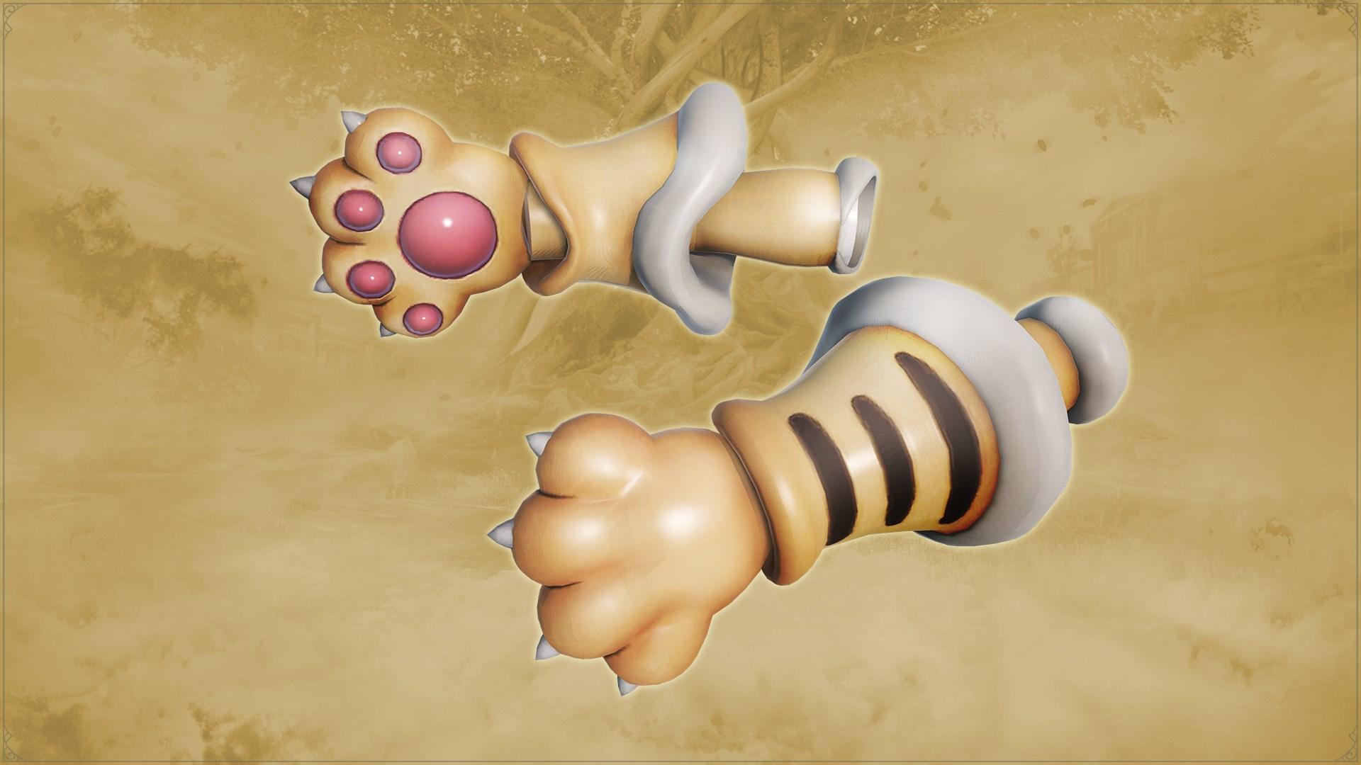 WO4U: Weapon `Feline Paws`