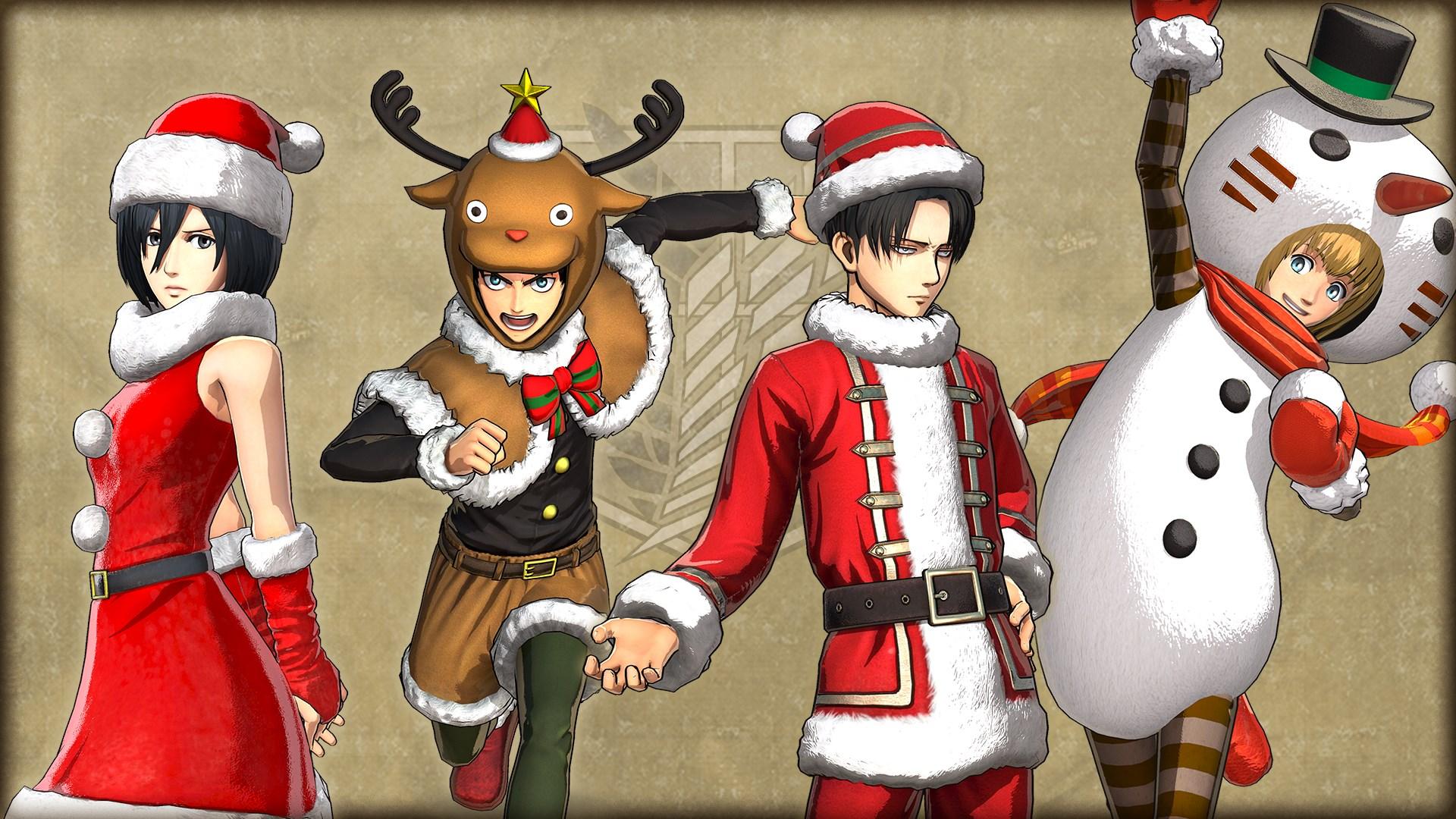 """Costume Set """"Christmas"""""""