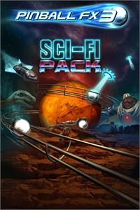 Carátula del juego Pinball FX3 - Sci-Fi Pack