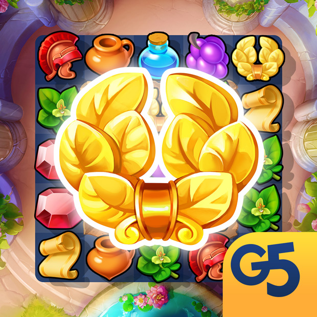 Jewels of Rome: Match 3 Puzzle and City Building Game Jewels of Rome: Match 3 Puzzle and City Building Game