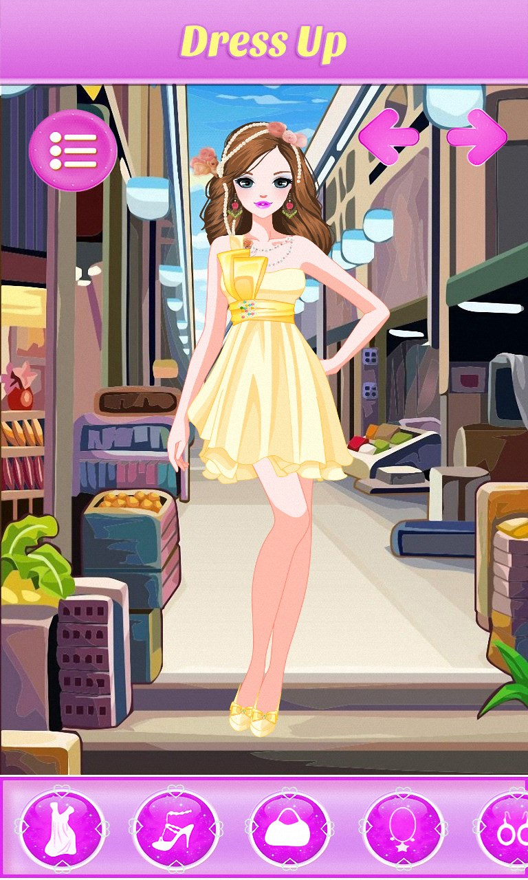 Dress Up and Make Up Princess
