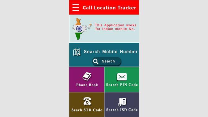 Get Track Caller Location Offline - Microsoft Store en-IN