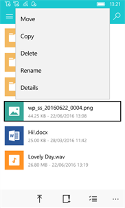 pCloud - Free Cloud Storage screenshot 2