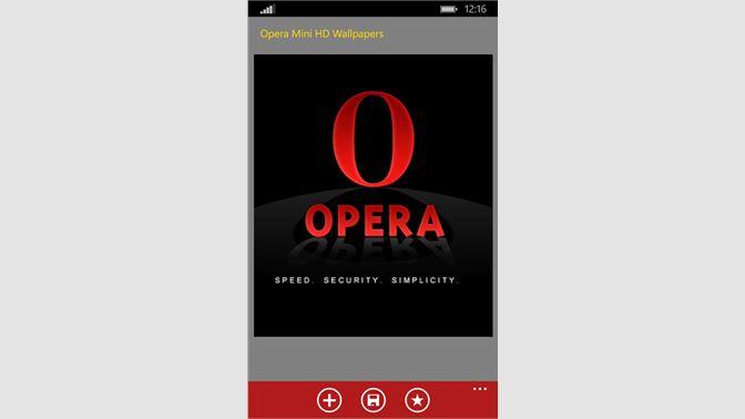 Get Opera Mini HD Wallpapers - Microsoft Store