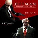 Hitman HD Enhanced Collection Logo