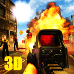 Kill Dead: Zombie War FPS Mobile Combat Shooter Trigger Game