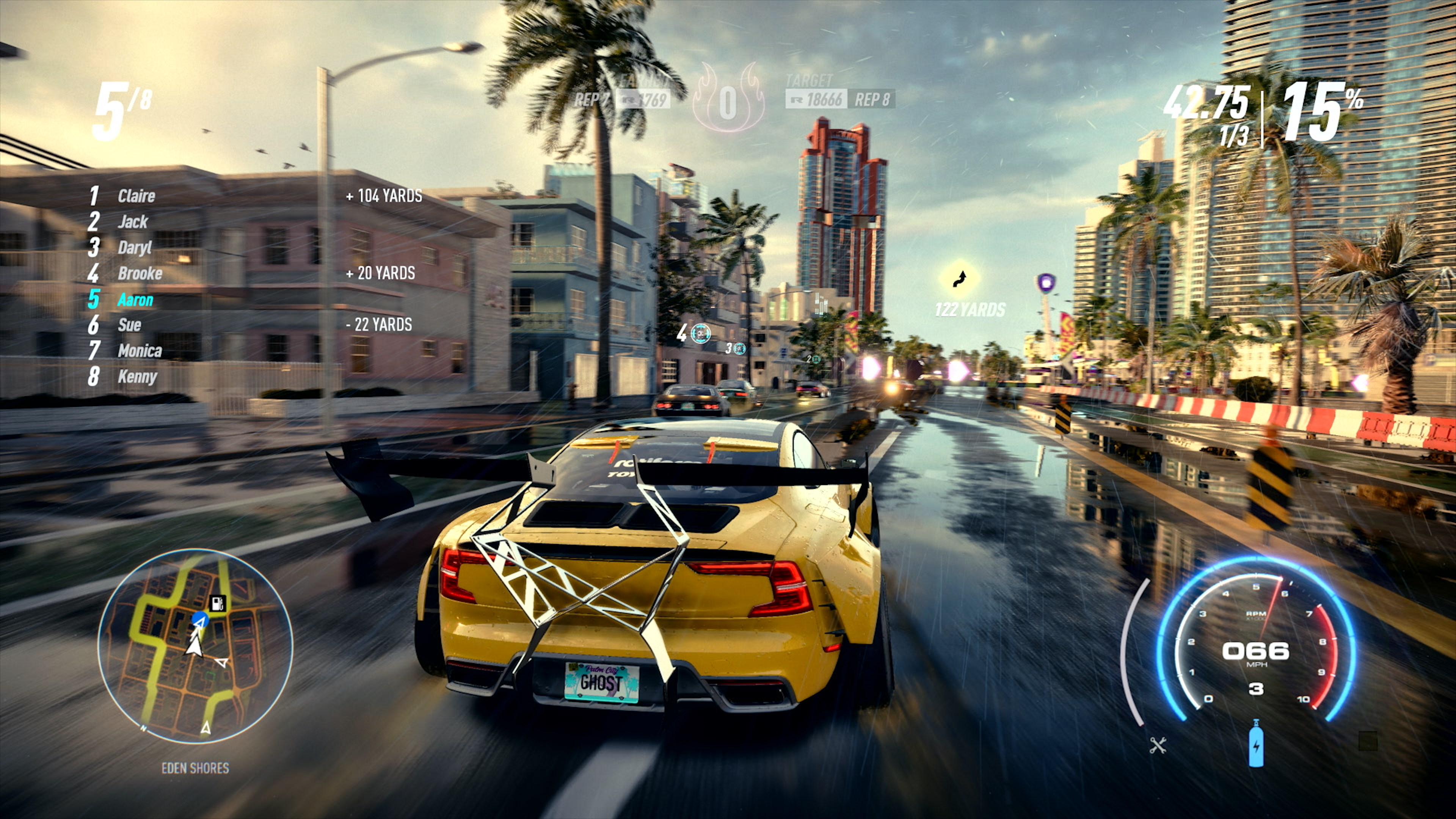Скриншот №9 к Need for Speed™ Heat — издание Deluxe