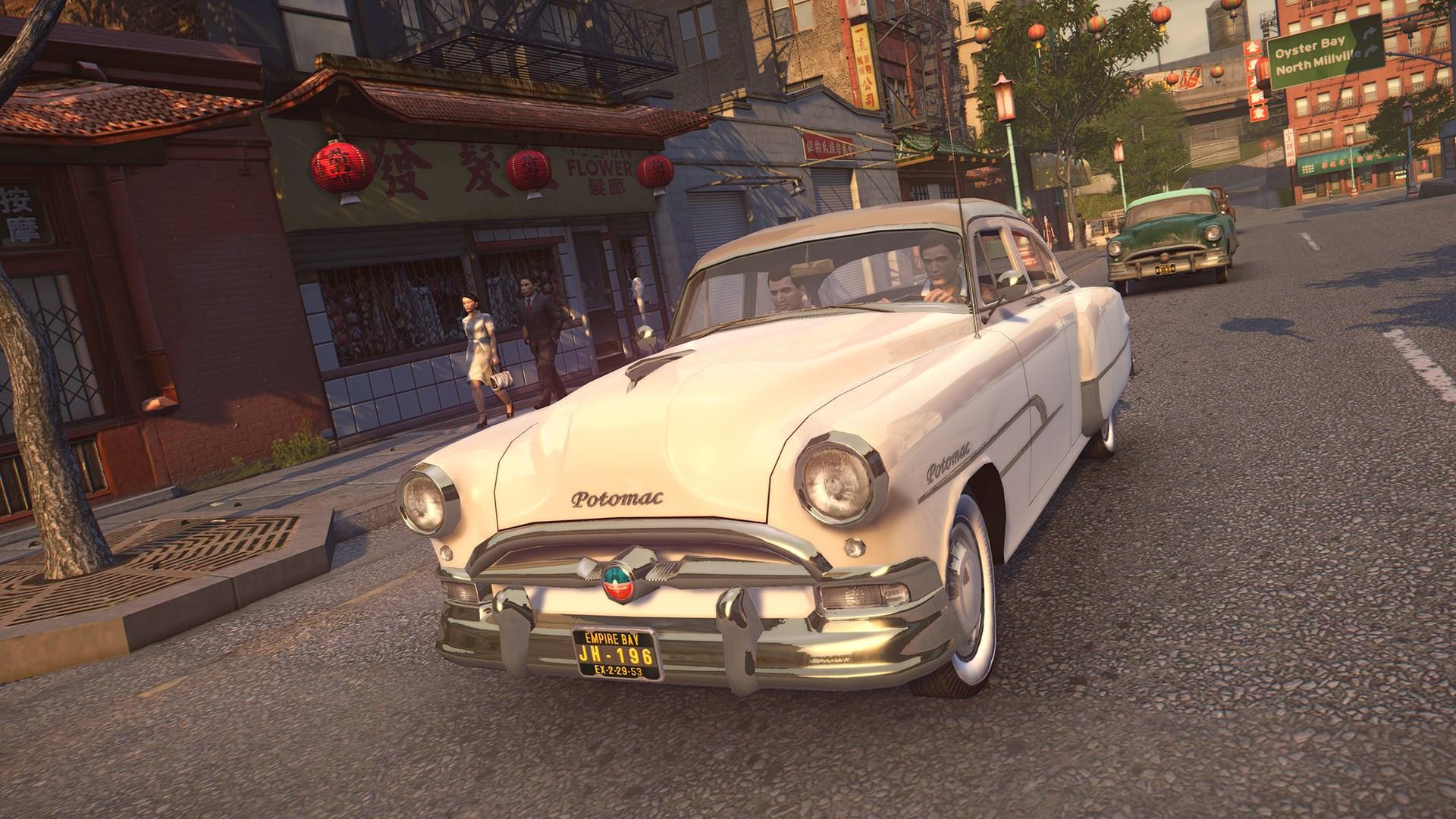 Скриншот №16 к Mafia II Definitive Edition