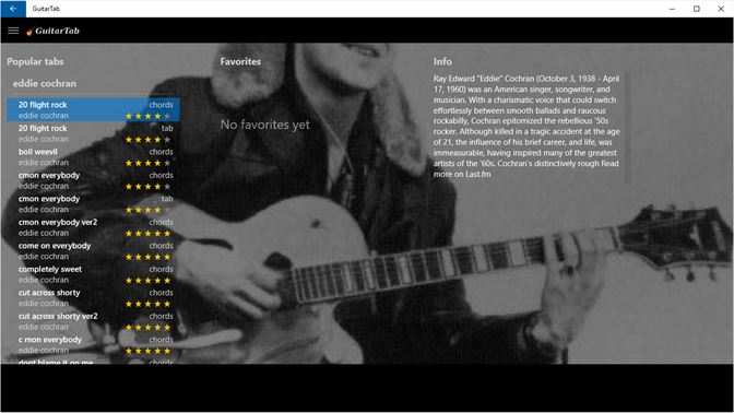 Get Guitartab Tabs And Chords Microsoft Store