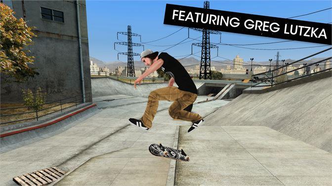 22e66bee07d Buy Skateboard Party 3 ft. Greg Lutzka - Microsoft Store